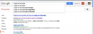 pantallazo mostrando búsqueda en Google Search