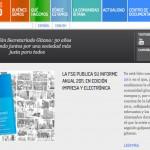 Página web de la Fundación Secretariado Gitano