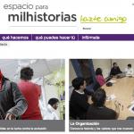 Web de la Fundación RAIS
