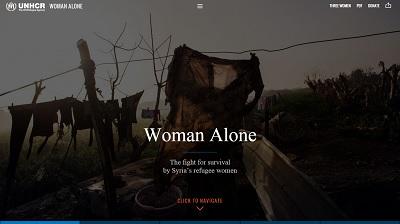 http://womanalone.unhcr.org/