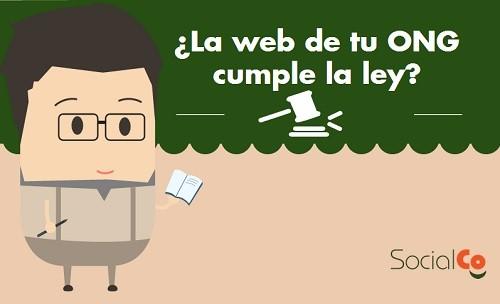 Leyes web ONG SocialCo
