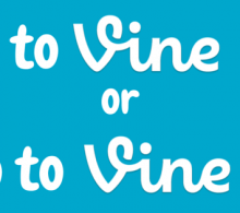 To Vine or not to Vine?