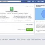 Comprobación del estado de seguridad Facebook