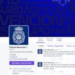 Twitter de la Policía Nacional