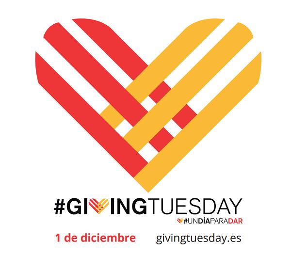 #givingtuesday Un día para dar