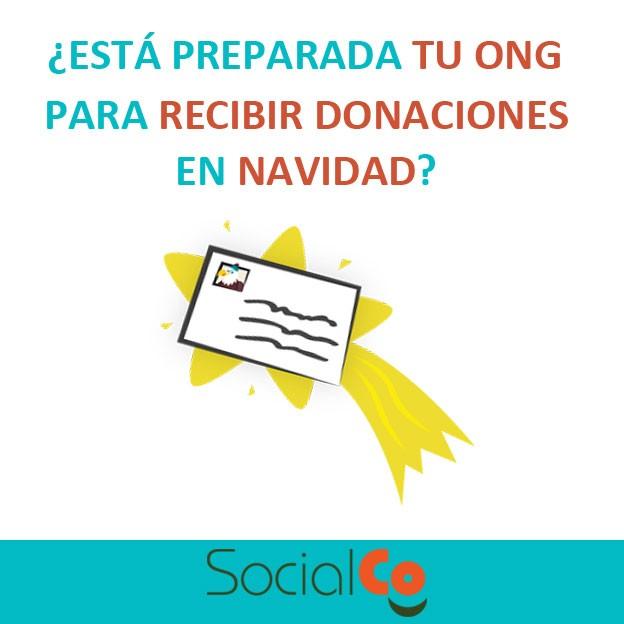 Mailing Navidad para tu ONG