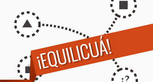 Detalle de la web de preguntas y respuestas Equiliquá