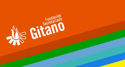 Web corporativa de la Fundación Secretariado Gitano