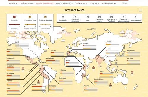 Imagen Mapa Memoria ONG AyudaenAcción