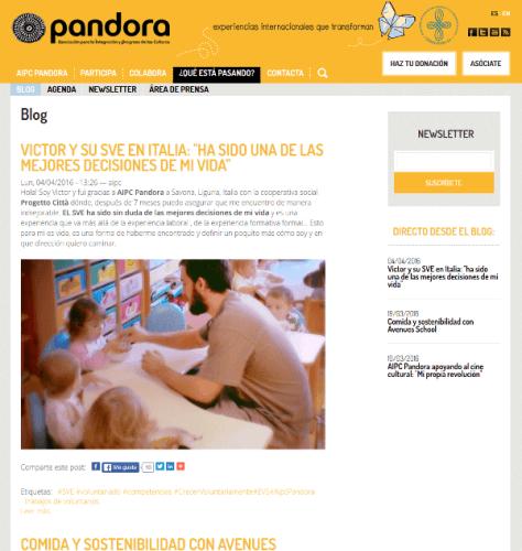 blog aipc-pandora