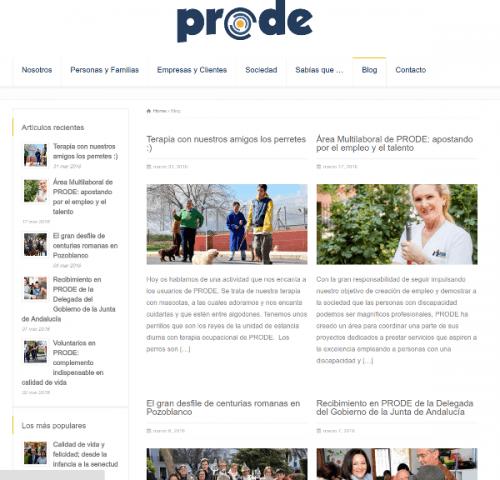 blog prode