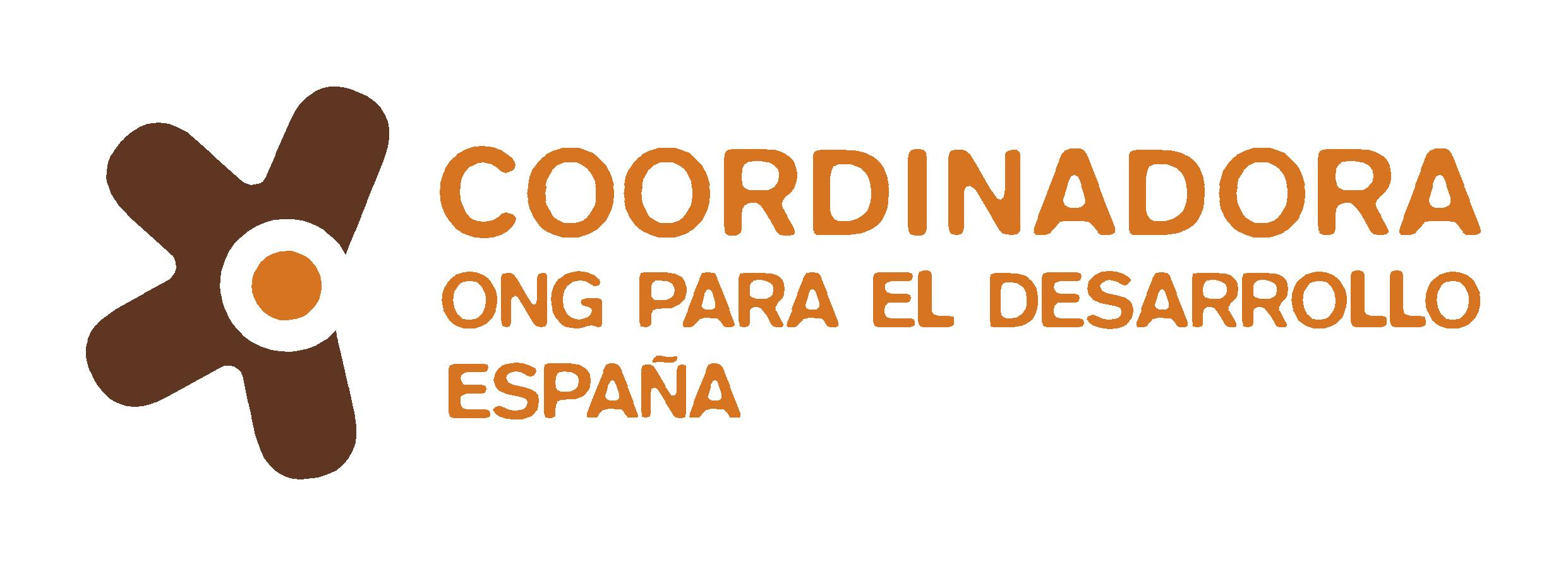 Logotipo de Coordinadora ONGD