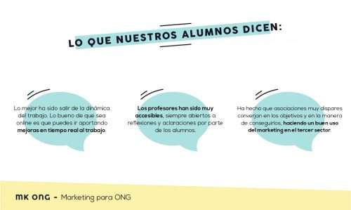 marketing digital para ong formacion online