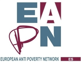 Logotipo de EAPN (European Anti Poverty Network)