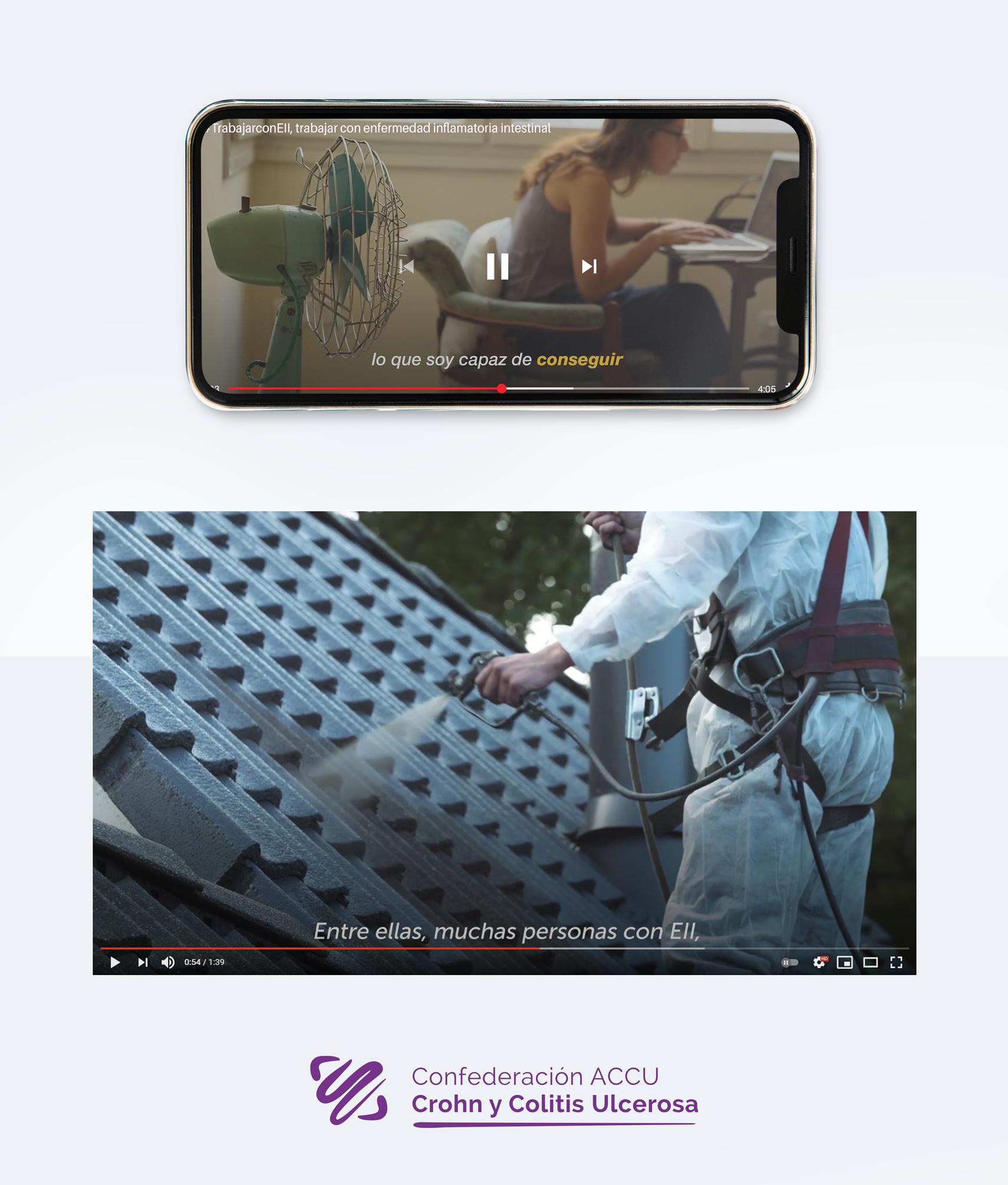 Campaña Trabajar con EII – Día Mundial ACCU España 2020