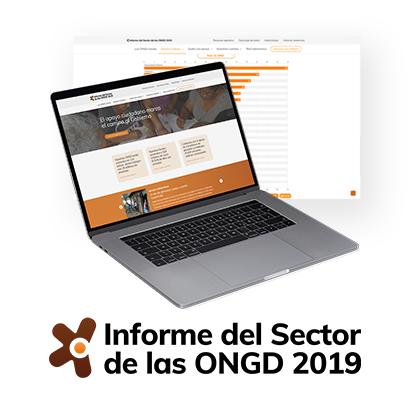 Informe del Sector de las ONGD 2019