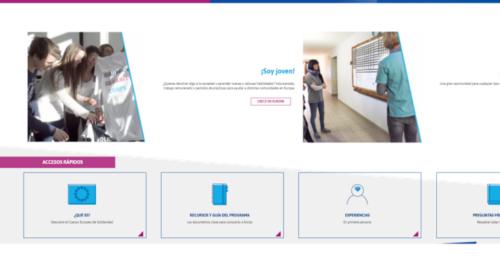 web europea portada