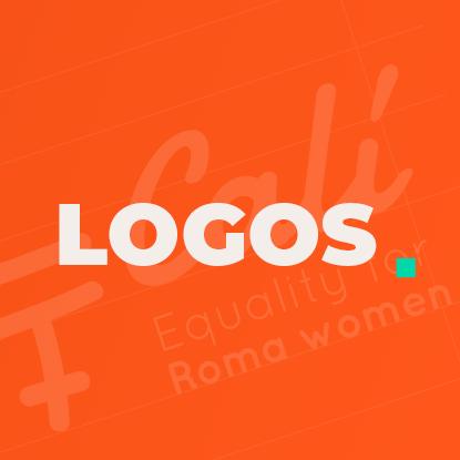 logos identidad visual ong